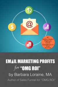 Email Marketing Profits front cover