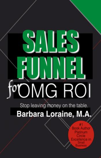 BARBARA LORAINE'S SALES FUNNEL for OMG ROI