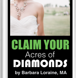 Claim Your Acres of Diamonds