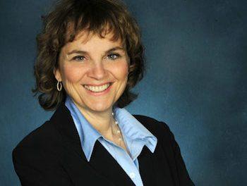 Author Lynn Sanders