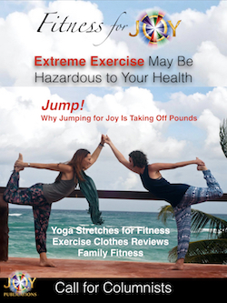 FITNESS FOR JOY MAGAZINE