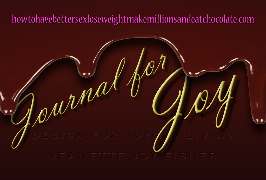 Journal for Joy by Jeanette JOY Fisher