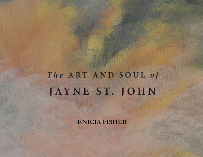 photo of ENICIA FISHER'S THE ART AND SOUL OF JANYNE ST JOHN