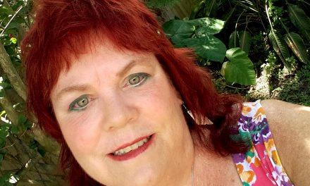 Author Cynthia Hopper