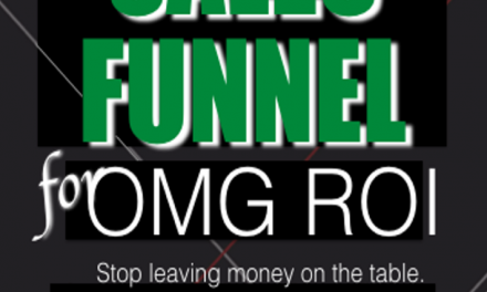 BARBARA LORAINE'S SALES FUNNEL for OMG ROI!