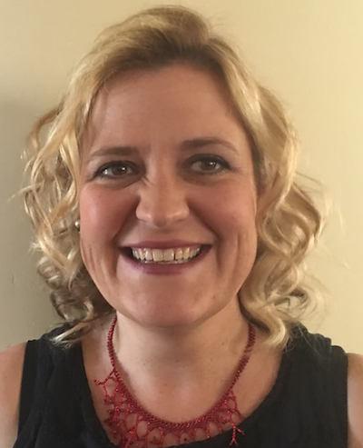 Photo of Author Elise Woodward