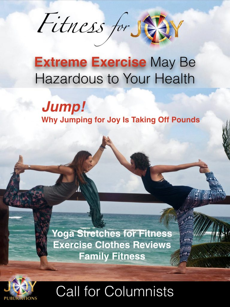 FITNESS FOR JOY MAGAZINE COVER IMAGE