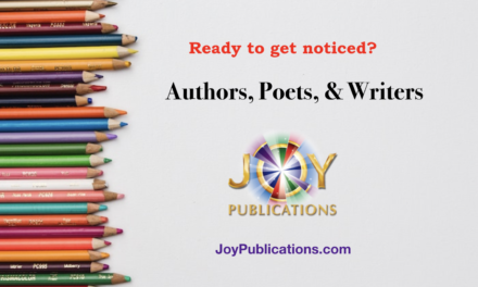 Authors Poets Writers   Joy Publications